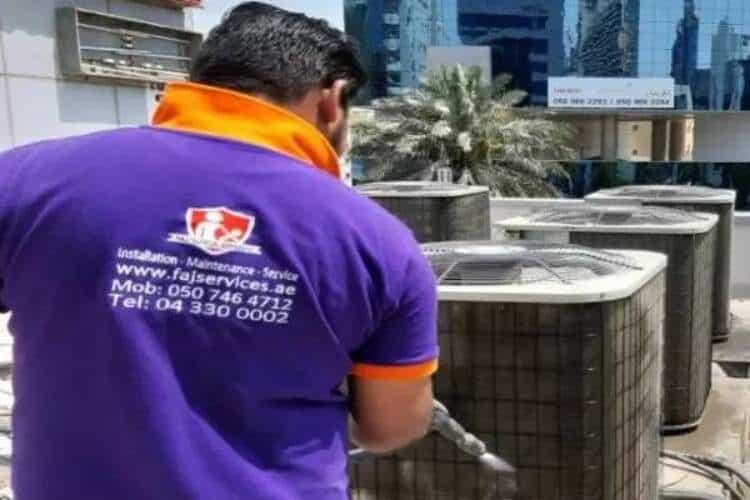 AC Service | FAJ Services